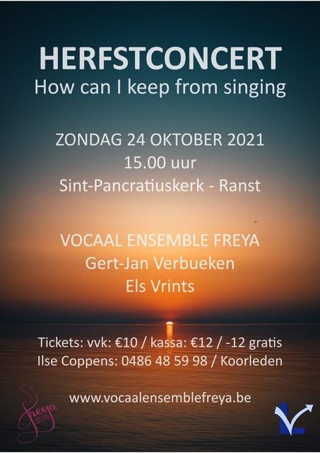 Vocaal Ensemble Freya